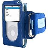 iPod Video Sports Armband Blue/Blue