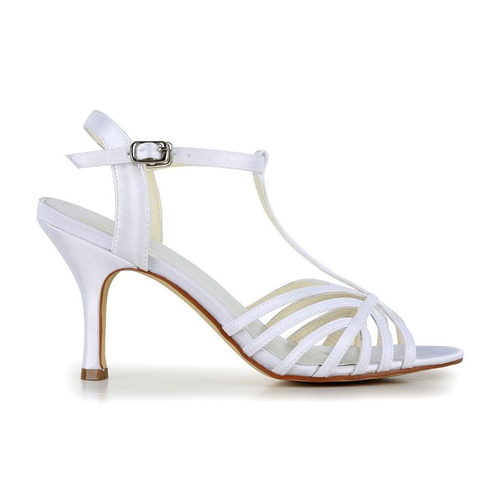 JIA JIA Wedding 1416 Chaussures de mariée Mariage Escarpins