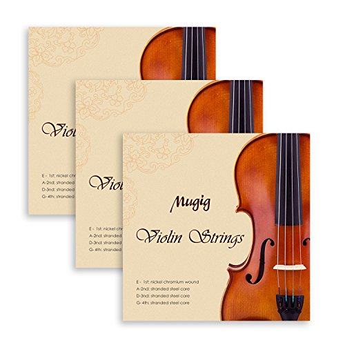 MUGIG violin strings