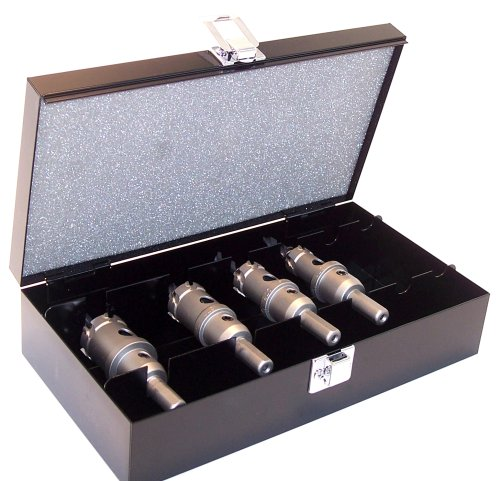 Tip Cutter Carbide Hole - Champion CT7-Set-1 Carbide Tipped Hole Cutter Set-1