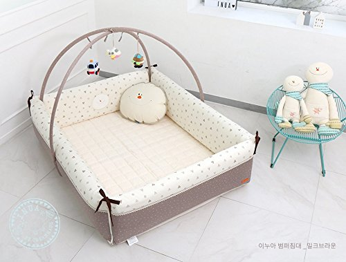korean bed bumper - 4