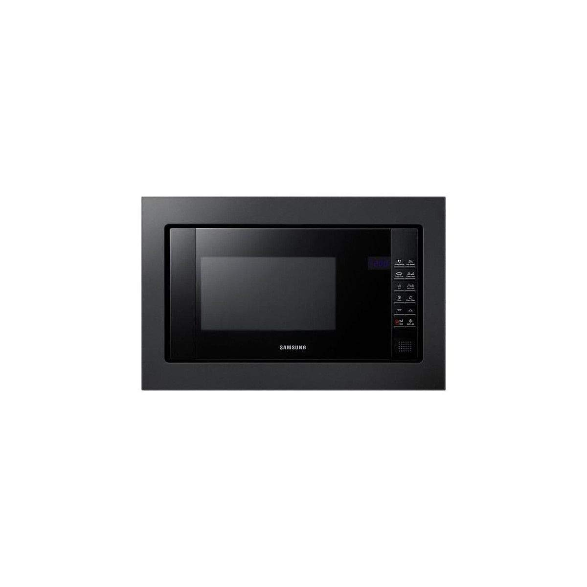 Micro-ondes Gril encastrable 20L Crusty Cook SAMSUNG FG77SUB//XEF