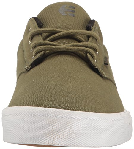 Etnies Jameson Vulc, Men's Skateboarding Shoes Green (Olive - 301)