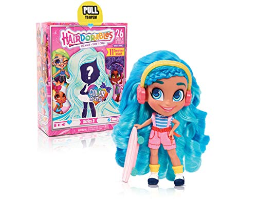 Hairdorables - Collectible Surprise Dolls and Accessories: Series 2 (Styles May Vary)