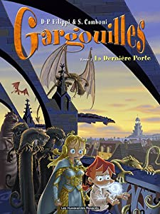 """Afficher """"Gargouilles n° 7 La dernière porte"""""""