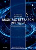BUSINESS RESEARCH METHODS,4E (IE)