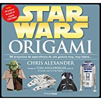 STAR WARS: Origami: 36 proyectos de papiroflexia de una galaxia muy lejana... (SW Hobbies)