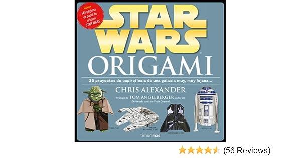 Darth Vader origami diagram | Papper | 315x600