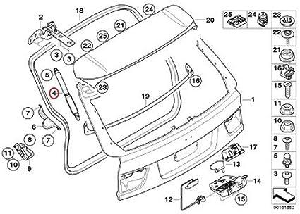 amazon bmw oem gas pressurized support hatch shock e70 e70 lci Ddj Sz amazon bmw oem gas pressurized support hatch shock e70 e70 lci x5 m 35dx 3 0si 4 8i 3 5d 35ix 50ix 51247294199 automotive