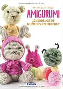 amazon com amigurumi 12 modelos de muñecos en crochet spanish
