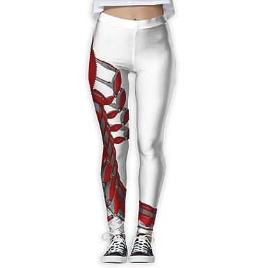 dfb40e1f37b43 Girl Yoga Pant Animal Mechanics Scorpion High Waist Fitness Workout  Leggings Pants