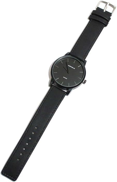 beaa25d7ce ヌバックスエードウォッチ 腕時計 OVER RAG メンズウォッチ メンズ 時計 出来る男のカジュアルウォッチ! ヌバックスエードウォッチ 腕時計  ...