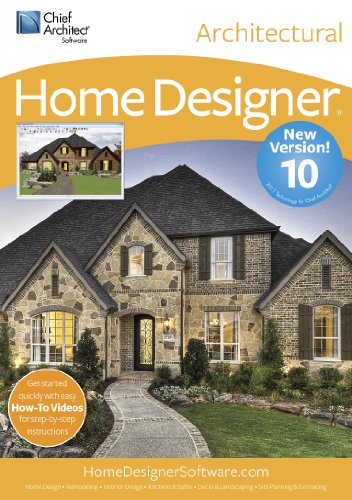 Chief Architect Home Designer Architectural 10 [Download] by Chief Architect