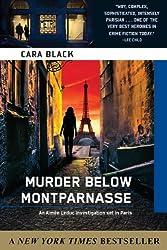 Murder Below Montparnasse (An Aimee Leduc Investigation Book 13)