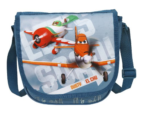 Planes Mini Sport Bag Dusty & El Chu Undercover