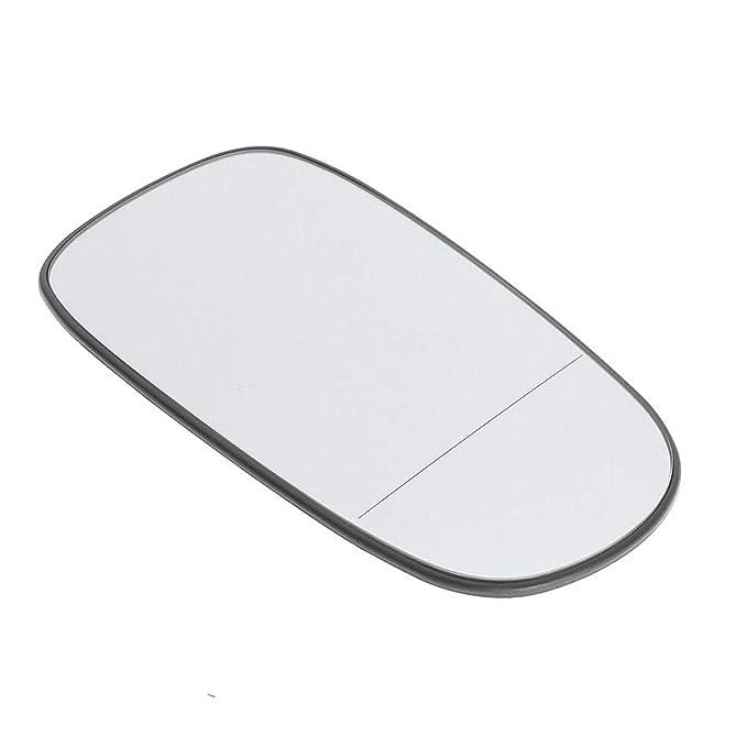 Elenxs Reemplazo para 03 10 9 3 93 pasajeros del Lado Izquierdo de la Puerta de Cristal del ala Espejo Gran Angular Car Styling
