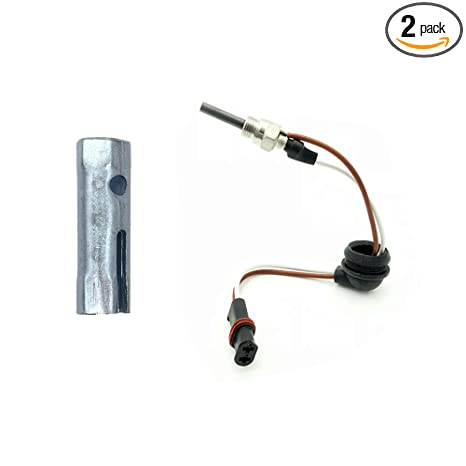 Glow Plug Fit for 12V Eberspacher Espar Airtronic Heater D2 D4 D4S  252069011300 & Removal Fitting Tool