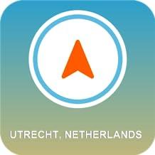 Utrecht, Holanda GPS Off-line