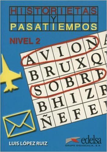 Historietas y pasatiempos II (Espagnol)