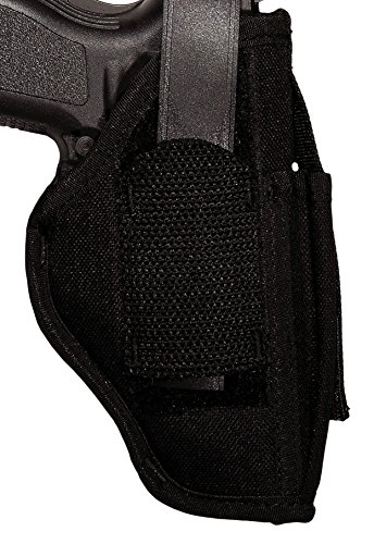 Sidekick Ambidextrous Hip Holster Sz15 LH/RH Large Autos Kodra Nylon Black