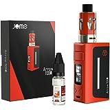 JOMO TECH Arrow 80W Sigaretta Elettronica Svapo Kit Completo 0.5 oHm Resistenza, Top Fill Atomizzatore 2.0ml, Una batteria da 2200mAh Incorporata - No liquido E-cigs, Senza Nicotina né Tabacco (Rosa)