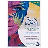 SunBurnt Ultra-Hydrating Face Sheet Mask (4 single use masks)