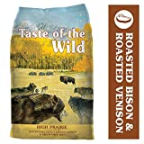 Taste of the Wild Grain Free High Protein Real Meat Recipe High Prairie Premium Dry Dog Food, 28 lb: more info