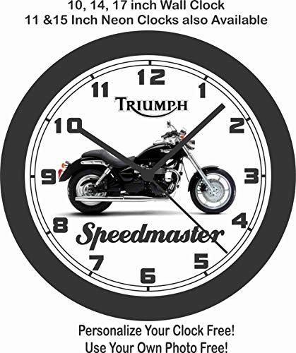Amazon Com Jims Classic Clocks 2008 Triumph Speedmaster Motorcycle