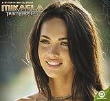 2011  Mikaela in Transformers  Wall Calendar