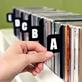 Alphabet DVD Dividers By Jumbl