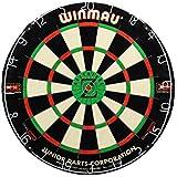 ウィンモー ブレード5 ダーツボード ハードデュアルコア グリーンゾーン