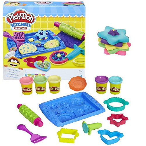 Unbranded NEW Play-Doh Sweet Shoppe Cookie Creations from Play-Doh