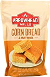 corn bread mix organic - Arrowhead Mills Corn Bread & Muffin Mix, 20 oz. (Pack of 6)