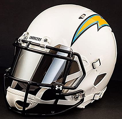 Image Unavailable. Image not available for. Color  Riddell Speed Los Angeles  Chargers NFL ... 50a19e125