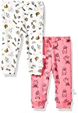 Rosie Pope Girls Baby 2 Pack Pants