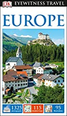 DK Eyewitness Travel Guide: Europe will lead you straight to the best attractions this diverse continent has to offer, from the majestic peaks of the Alps to the turquoise waters of the Mediterranean.This newly updated guidebook is packed wit...