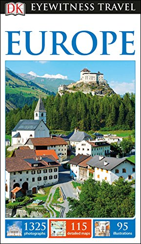 (DK Eyewitness Travel Guide Europe)