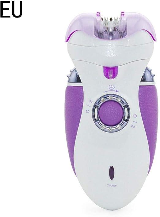 Máquina de afeitar del cuerpo, 3-en-1 Señora afeitadora Afeitadora ...