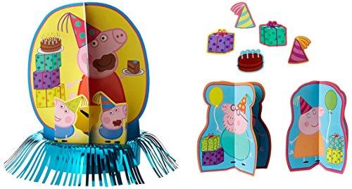Peppa (Birthday Party Decorating Ideas)