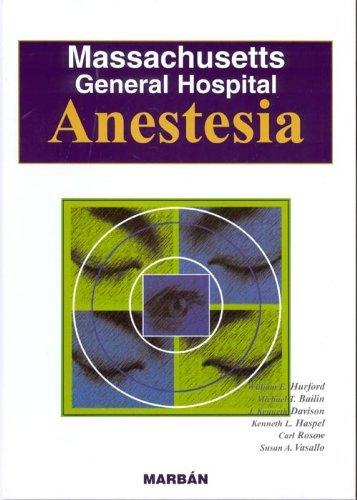 Descargar Libro Anestesia General Hospital Massachusetts