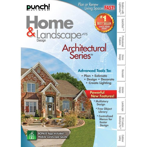 Punch!  Architectural Series v17.5 [Download] by Encore