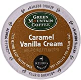 Kitchen & Housewares : Green Mountain Coffee K-Cup, Caramel Vanilla Cream, 12-Count