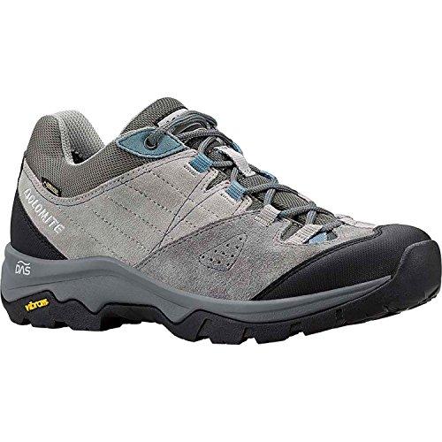 Dolomite - Zapatillas de senderismo para hombre gris gunmetal/pewter, color, talla 8 UK