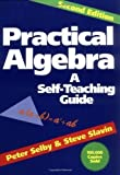 img - for Practical Algebra: A Self-Teaching Guide, Second Edition 2nd (second) Edition by Selby, Peter H., Slavin, Steve published by John Wiley & Sons (1991) Paperback book / textbook / text book