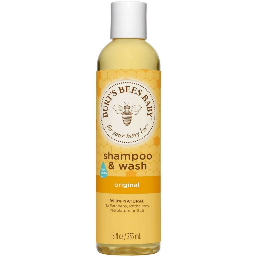 Burt's Bees Baby Bee Original Shampoo & Wash 8 oz (Pack of 6) by Burt's Bees