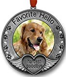 BANBERRY DESIGNS Pet Memorial Ornament - Picture