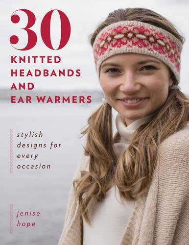 93da34e5b56 30 Knitted Headbands and Ear Warmers Stylish Designs for Every Occasion By  Jenise Hope