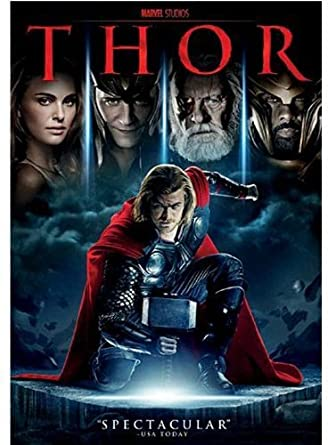 Thor [DVD] [Region 1] [NTSC] [US Import]: Amazon.es: Cine y Series TV