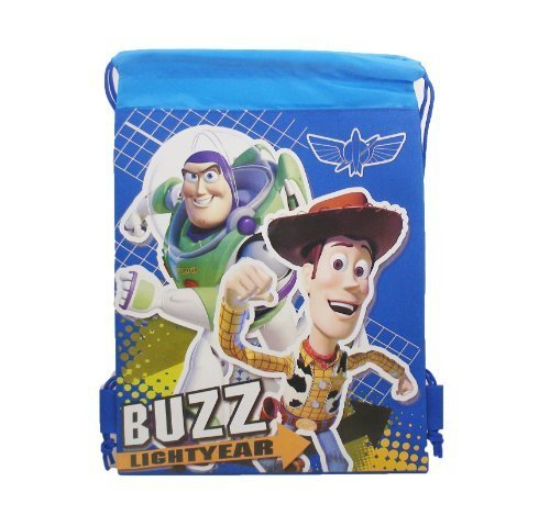 Toy Story Disney Drawstring Bag - Blue