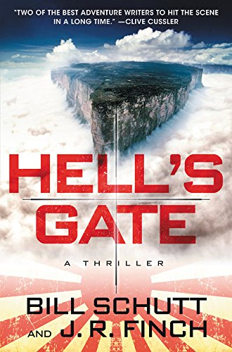 Book Cover: Hell's Gate: A Thriller